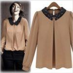 Блуза с Алиэкспресс