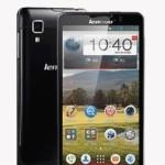 Смартфон Lenovo p780