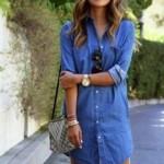 Джинсовые платья на Алиэкспресс