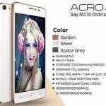 Обзор Ipro Acro A58