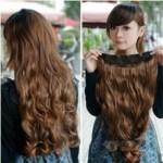 Волосы с Алиэкспресс