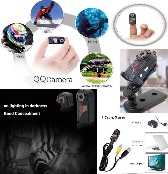 мини камера для скрытого наблюдения