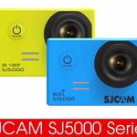 Экшн камера sj5000