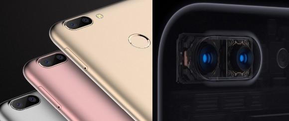 Камеры oukitel u20 plus
