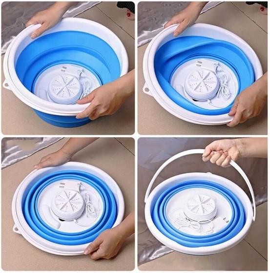 алиэкспресс портативная стиральная машинка