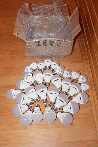 Led лампы с Алиэкспресс