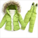 Зимний костюм с Алиэкспресс